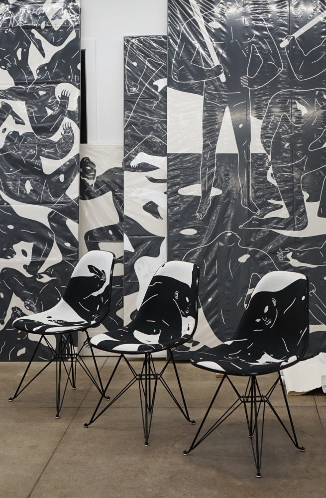 Cleon Peterson x Modernica