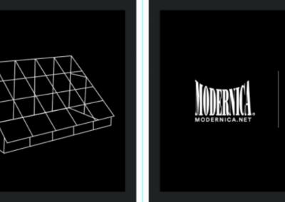 Modernica Scratch & Win